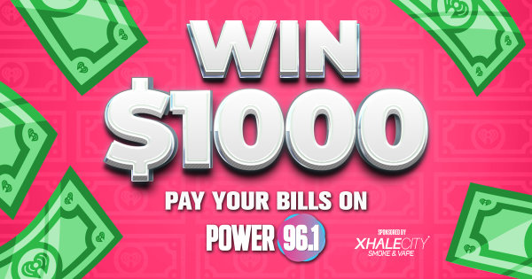 None - Pay Your Bills with Power 96.1