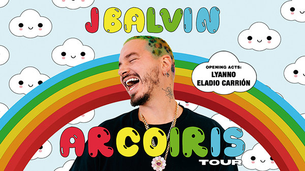 None -   Win J Balvin Tickets!