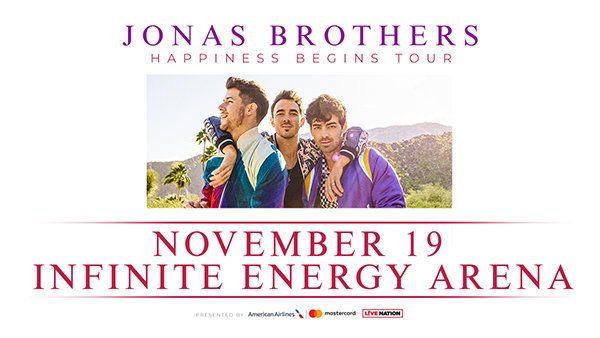 None -   Win tickets to see the Jonas Brothers !
