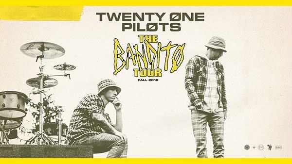 None - Twenty One Pilots - The Bandito Tour