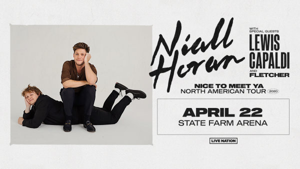 image for Win Tickets to Niall Horan!