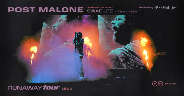 image for Win tickets to Post Malone!