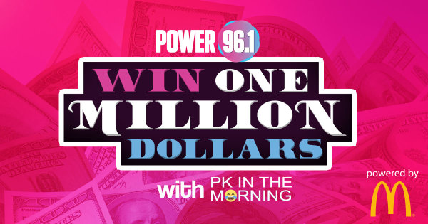 None - Win $1 Million with PK in the Morning!
