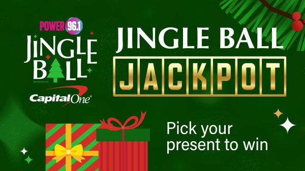 None - Power 96.1 Jingle Ball Jackpot