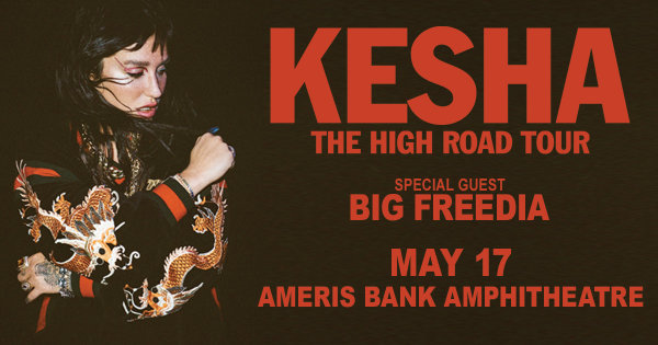 image for Win tickets to Kesha at Ameris Bank Amphitheatre!