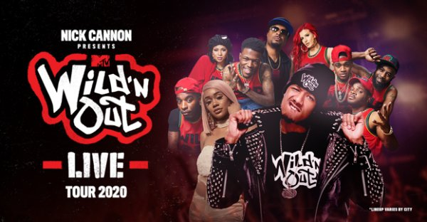 image for Win tickets to Nick Cannon Presents MTV Wild 'N Out!