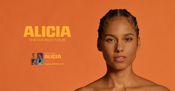 image for Win tickets to Alicia Keys at Cadence Bank Amphitheater!