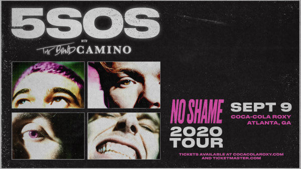 image for Win tickets to 5SOS!