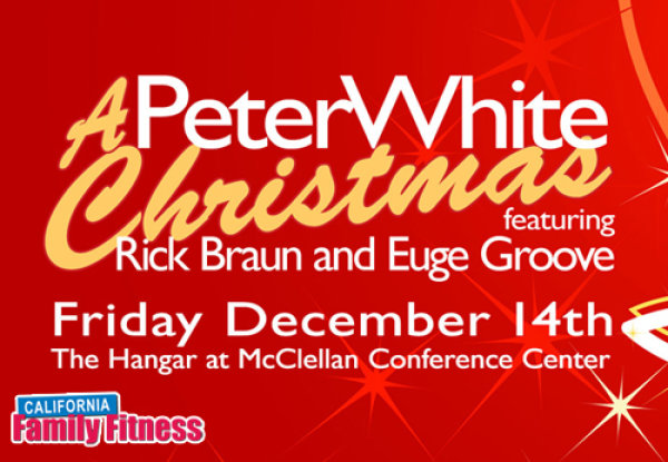 None - Win a pair of tickets to see A Peter White Christmas!