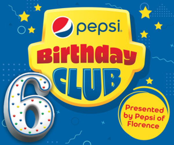 None - If your child is turning 6, get a Pepsi Birthday Pack