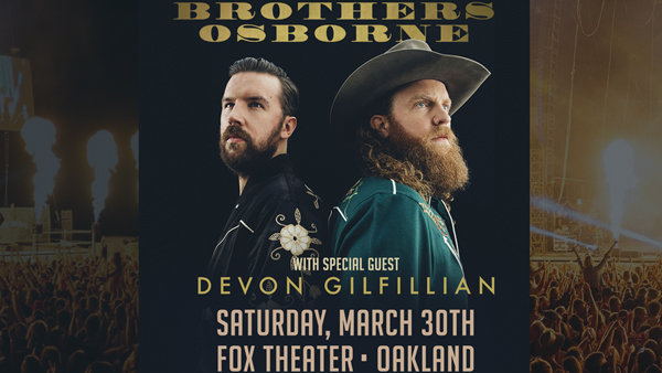 None - Brothers Osborne LIVE