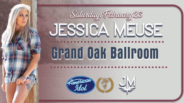None - Jessica Meuse LIVE at Jackson Rancheria!