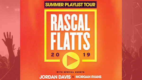 None - Rascal Flatts Summer Playlist Tour!