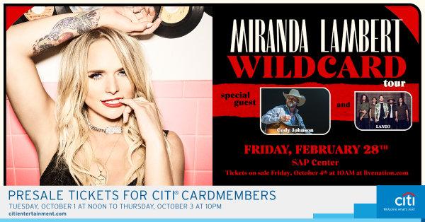 None - Miranda Lambert LIVE