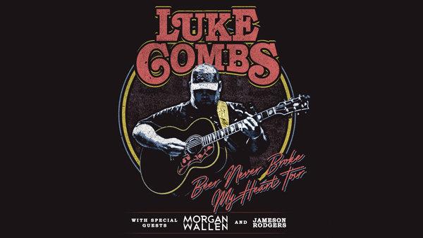 None - Luke Combs LIVE!