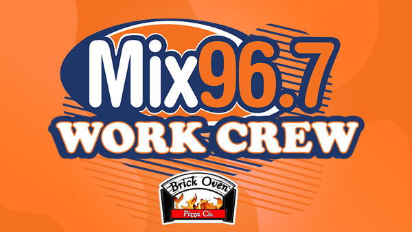 None - Mix Work Crew Hosted by Brick Oven Pizza