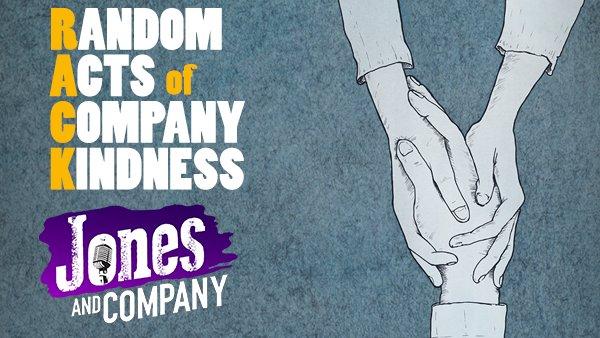 None -  Random Acts of Company Kindness