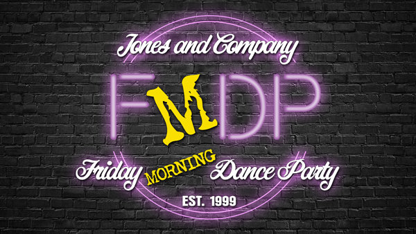 image for Friday Morning Dance Party with Jones and Company