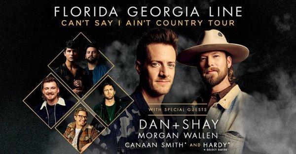 None - Florida Georgia Line at Hersheypark Stadium!