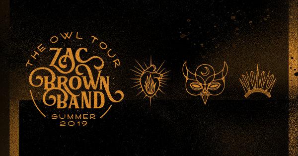 None - Zac Brown Band at Hersheypark Stadium 8/29!