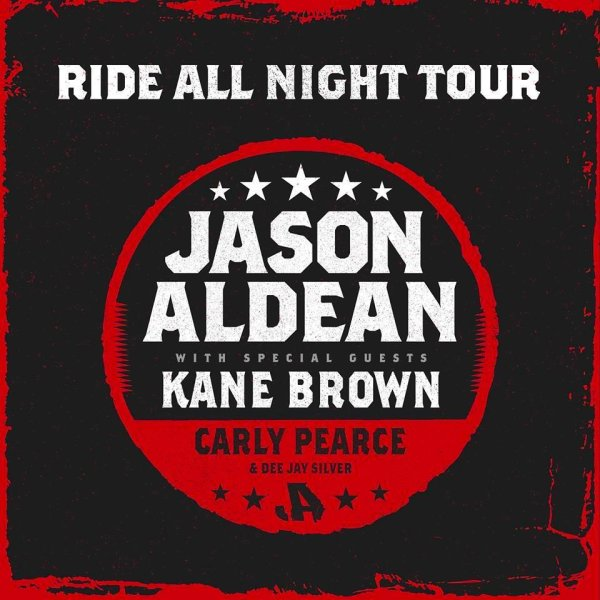 None - Jason Aldean with Cole Swindell at the BJC!