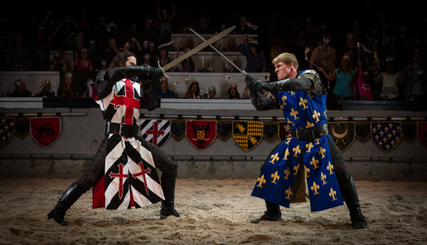 None - Register To Win A 4-Pack Of Passes To Medieval Times!