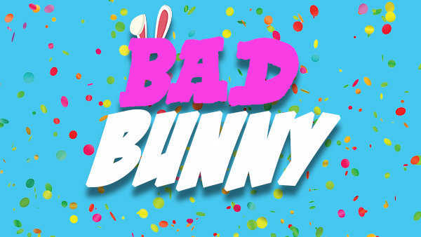 None -  Our Bad Bunny has your Easter Eggs Full of Tickets! Listen to win!