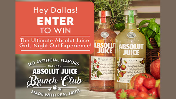 None - Register To Win The Ultimate Girls Night Out Courtesy Of Absolut Juice!