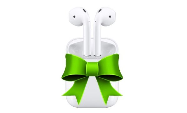 None - Listen To Win Apple AirPods!
