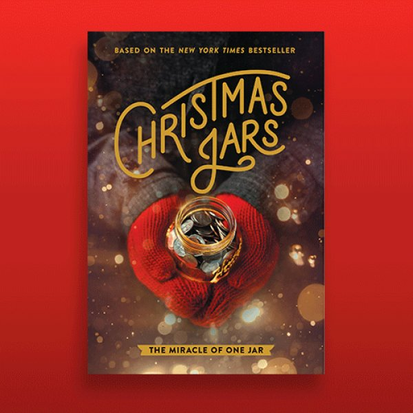 None - Win Your Copy of Chrsitmas Jars NOW!