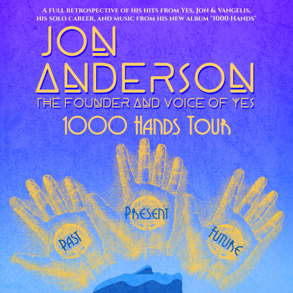 None - Win Jon Anderson Tickets!