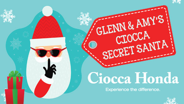 None - Glenn & Amy's Ciocca Secret Santa