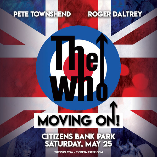 None -  GET ON THE MAGIC BUS TO THE WHO!