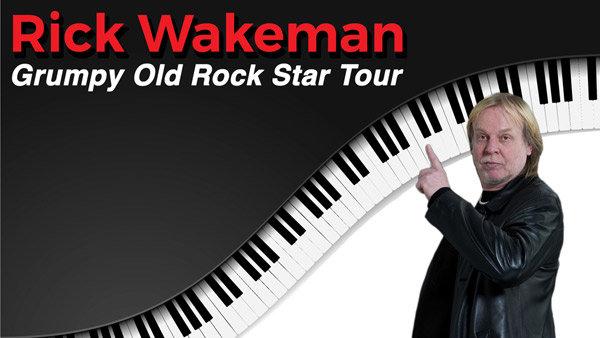 None - Rick Wakeman Tickets!