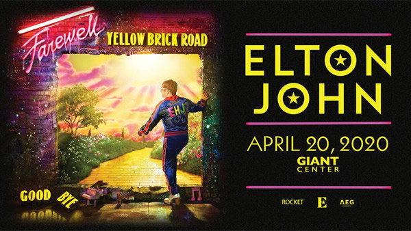 None - ELTON JOHN AT THE GIANT CENTER IN 2020
