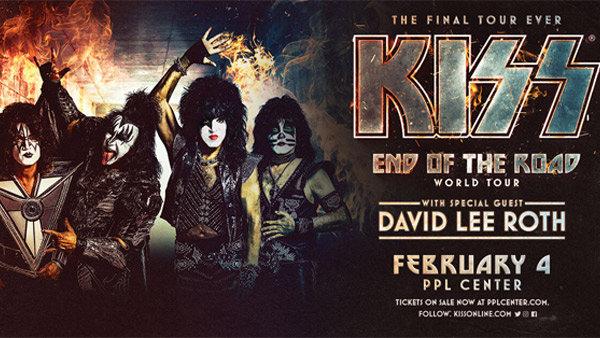 None - Win KISS Tickets!