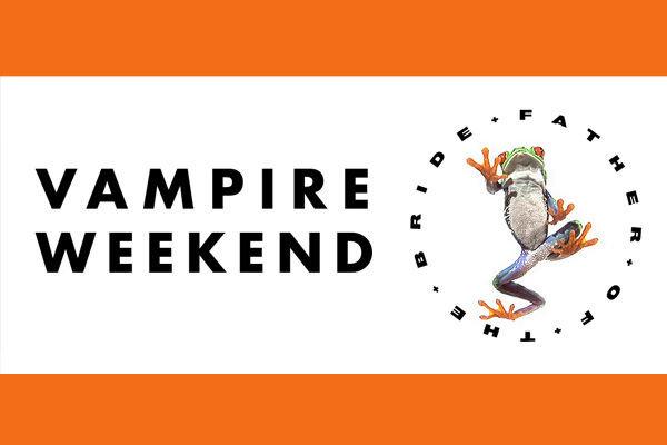None - Win Vampire Weekend Tickets