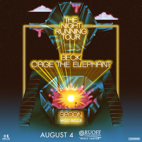 None - Win Beck & Cage the Elephant Tickets