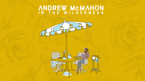 None - Win Passes To See Andrew McMahon in the Wilderness in the AT&T THANKS Sound Studio