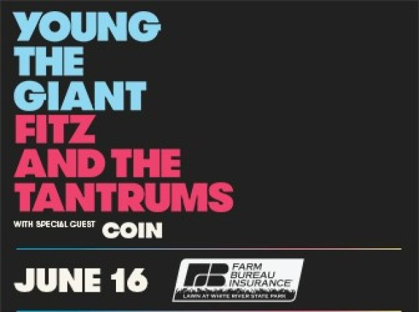 None - Win Young the Giant & Fitz and The Tantrums Tickets