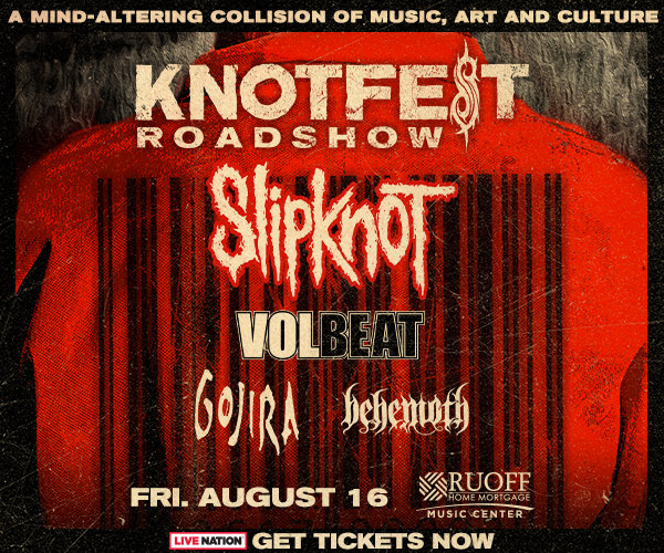 None - Win Knotfest Tickets