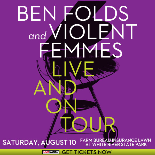 None - Win Ben Folds Tickets