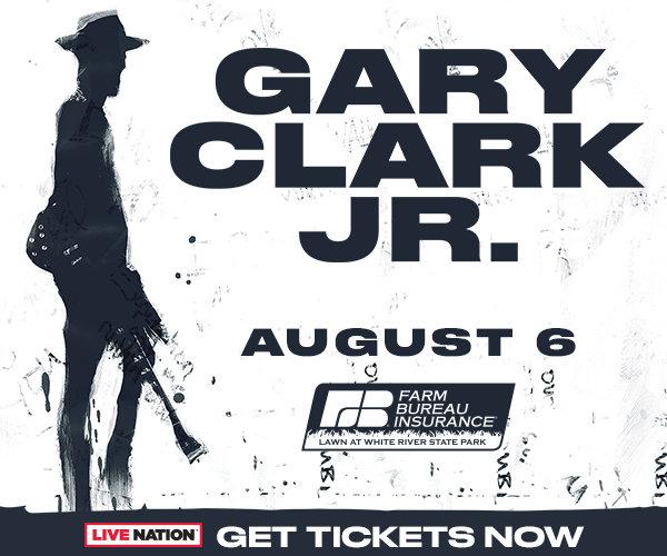 None - Win Gary Clark Jr. Tickets