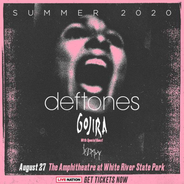 image for Win Deftones Tickets