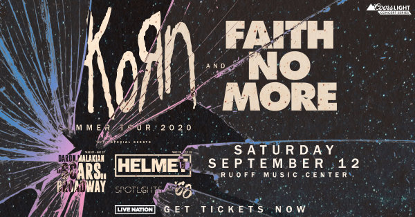 image for Win Tickets to see Korn