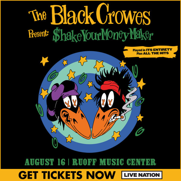 image for Win Tickets to see The Black Crowes