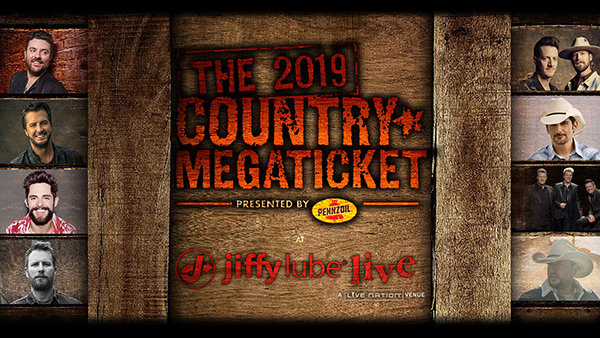 None - Win Your 2019 Country Megatickets!