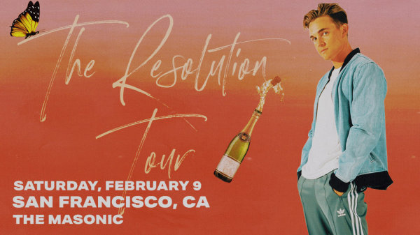 None - Win tickets to see Jesse McCartney at The Masonic!