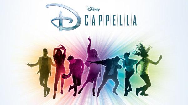 None - Win tickets to Disney's DCapella at the Fox Theater Oakland!