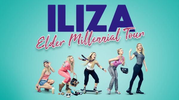 None - Win Tickets to See ILIZA: Elder Millennial at The Masonic!